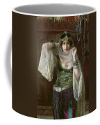 The Queen Of The Harem Coffee Mug by Max Ferdinand Bredt