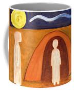 The Raising Of Lazarus Coffee Mug by Patrick J Murphy