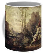 The Rape Of Europa Coffee Mug by Gustave Moreau