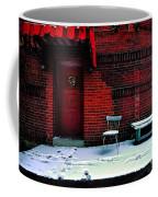 The Red Door Coffee Mug by Amy Cicconi
