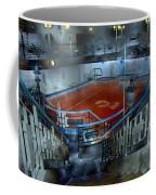 The Red Pool Coffee Mug by Betsy Knapp