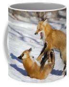The Rivals Coffee Mug by Mircea Costina Photography