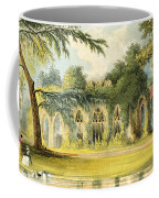 The Ruins   Frogmore Coffee Mug by John Gendall