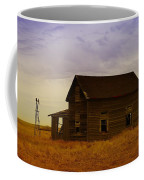 The Shambles Of Dreams Gone By Coffee Mug by Jeff Swan