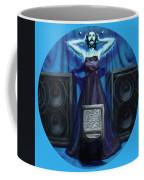 The Silenced Coffee Mug by Shelley Irish