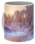 The Warmth Of Winter Coffee Mug by Darren  White