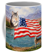 The Wildlife Freedom Collection 1 Coffee Mug by Andrew Read