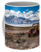 This Old Truck Coffee Mug by Robert Bales
