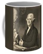 Thomas Jefferson Coffee Mug by American School