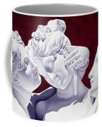 Three Graces Coffee Mug by Catherine Abel
