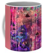 Three Ships Coffee Mug by Rachel Christine Nowicki