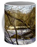 Through The Branches 2 - Central Park - Nyc Coffee Mug by Madeline Ellis