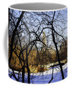 Through The Branches 3 - Central Park - Nyc Coffee Mug by Madeline Ellis