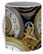 Time Long Gone Coffee Mug by Tom Gari Gallery-Three-Photography