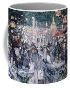 Tivoli Gardens Coffee Mug by James Kay