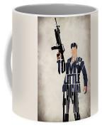 Tony Montana - Al Pacino Coffee Mug by Ayse Deniz