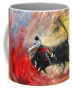 Toroscape 46 Coffee Mug by Miki De Goodaboom