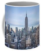 Touch The Sky Coffee Mug by Evelina Kremsdorf