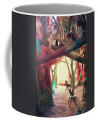Toward The Light Coffee Mug by Laurie Search