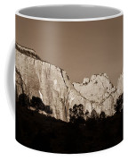 Towers Of The Virgin Coffee Mug by Adam Romanowicz