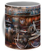 Train - With Age Comes Beauty  Coffee Mug by Mike Savad