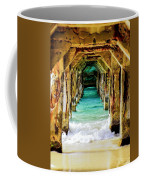 Tranquility Below Coffee Mug by Karen Wiles