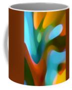 Tree Light 3 Coffee Mug by Amy Vangsgard