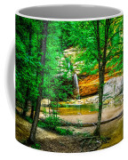 Tree Roots Coffee Mug by Optical Playground By MP Ray