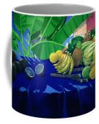 Tropical Fruit Coffee Mug by Lincoln Seligman