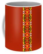 Tropical Leaf Pattern 17 Coffee Mug by Amy Vangsgard