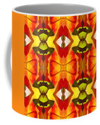 Tropical Leaf Pattern 7 Coffee Mug by Amy Vangsgard