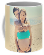 Trust Love Coffee Mug by Laurie Search