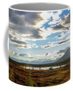 Tundra Burst Coffee Mug by Chad Dutson