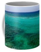 Turks Turquoise Coffee Mug by Chad Dutson
