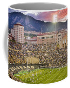 University Of Colorado Boulder Go Buffs Coffee Mug by James BO  Insogna