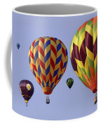 Up Up And Away Coffee Mug by Marcia Colelli