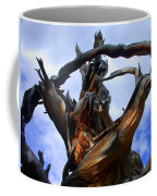Uprooted Beauty Coffee Mug by Shane Bechler