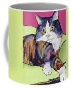 Ursula Coffee Mug by Pat Saunders-White