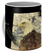 USA Coffee Mug by Jack R Perry
