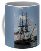 Uss Constitution Coffee Mug by Mike Ste Marie