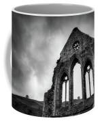 Valle Crucis Abbey Coffee Mug by Dave Bowman