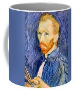 Van Gogh On Van Gogh Coffee Mug by Cora Wandel