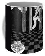 Vaslav Nijinsky In Scheherazade Coffee Mug by Georges Barbier
