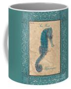 Verde Mare 3 Coffee Mug by Debbie DeWitt