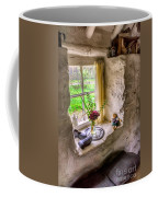 Victorian Window Coffee Mug by Adrian Evans