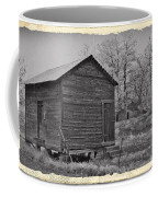 Vintage Frosty Morning 2 Coffee Mug by Chalet Roome-Rigdon