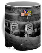 Vintage Laundry Coffee Mug by Deniece Platt