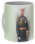 Viscount Kitchener Of Khartoum Coffee Mug by Walter Wallor Caffyn