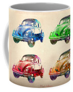 Vw 2 Coffee Mug by Mark Ashkenazi