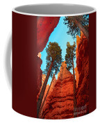 Wall Street Coffee Mug by Robert Bales